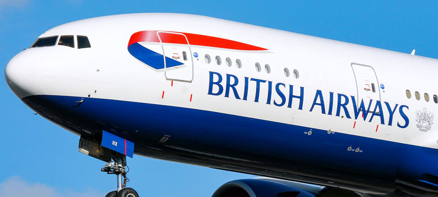British Airways Flight Booking Offers 2018