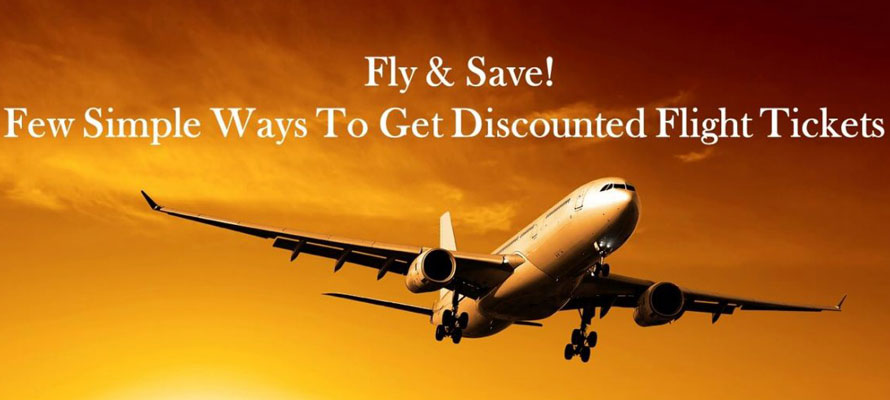 Discounted Flights & Plane Ticket Prices