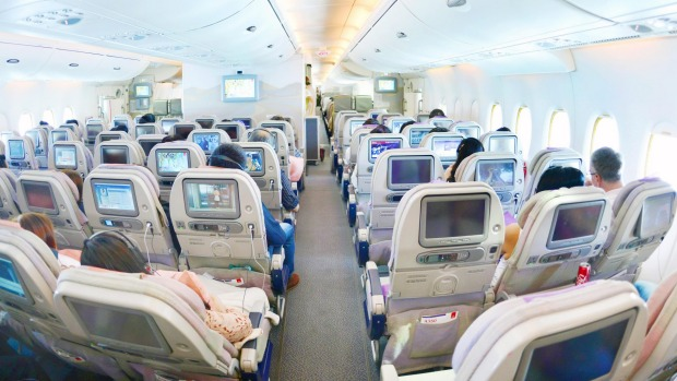 The 11 Across Airbus A380 seating - Is it that bad ...