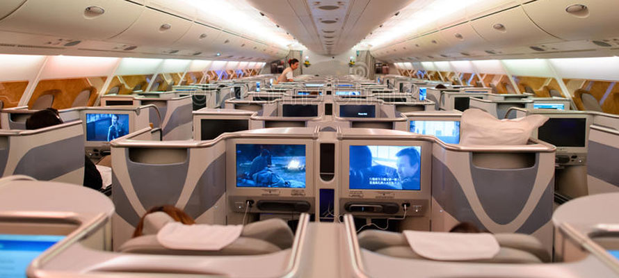 Singapore Airlines Airbus A380 Reviews