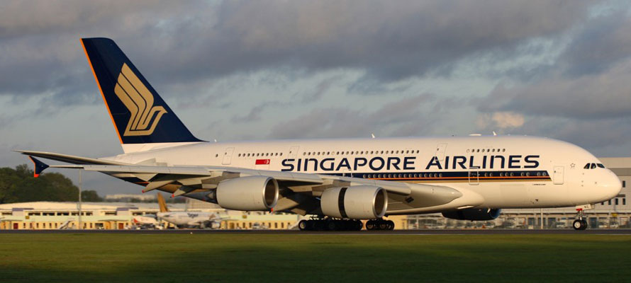 Singapore Airlines Cheap Flight Tickets Online Booking