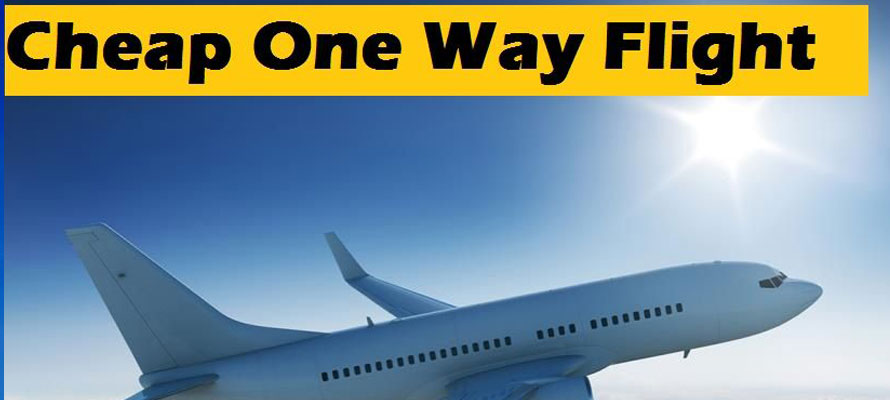 One Way Flights >> Get Cheap One Way Flights From Mytrip Com Airlinesbooking