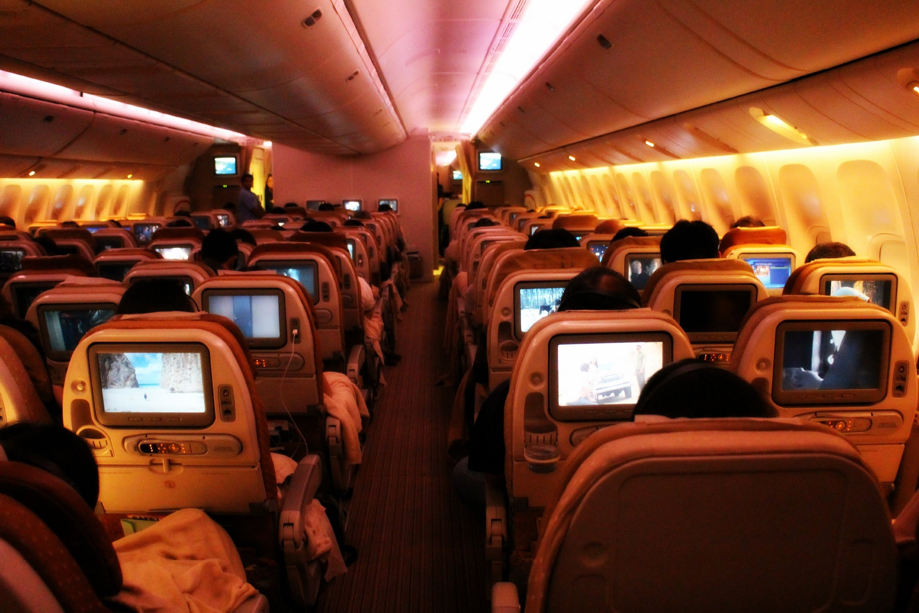 Indian Airlines Review