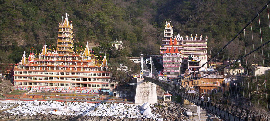 Budget Hotels in Rishikesh