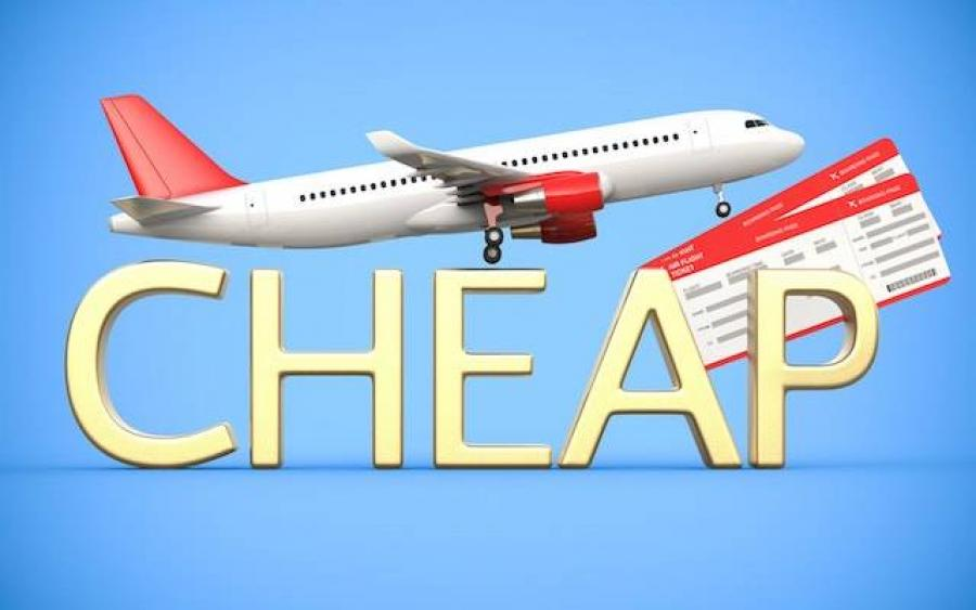Discounted Cheap Flight Ticket