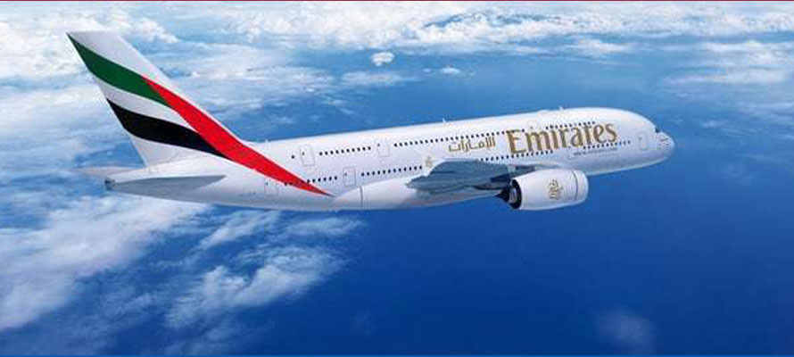 Emirates Airlines Contact Number Details