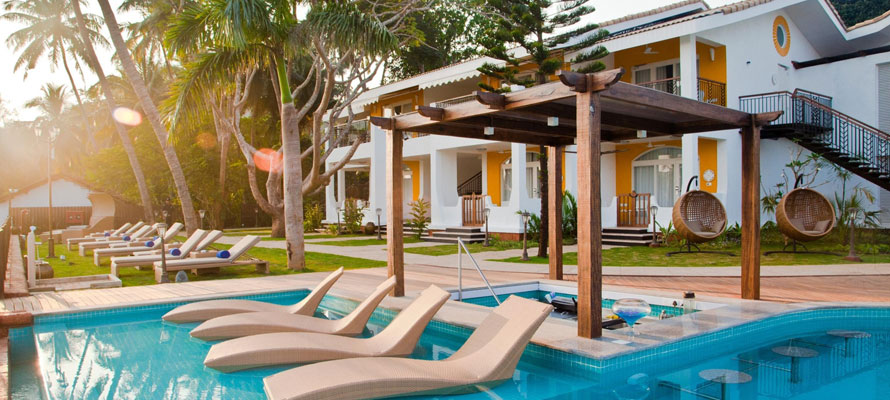 Top Quality 3 Star Hotels in Goa