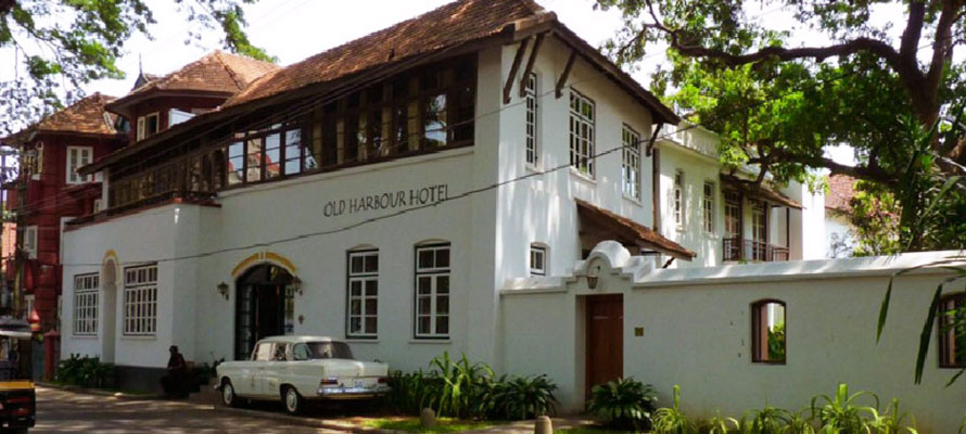 Heritage Hotels in Kochi