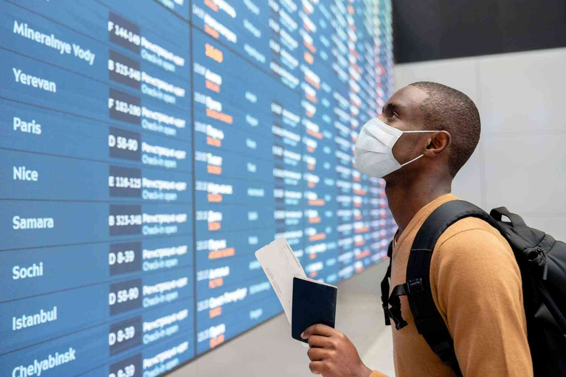 What Information You Needed To Book a Flight