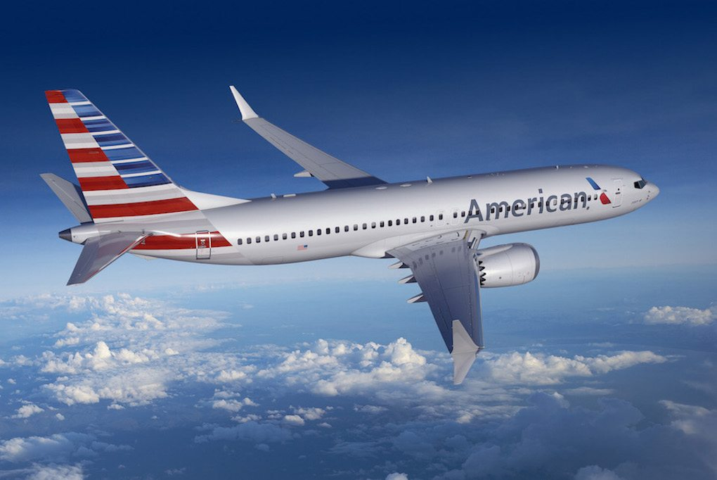 New York to Washington DC Cheap Flight Ticket American Airlines